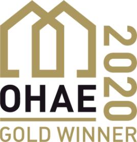 2020 Award-winning Millwork and Craftsmanship
