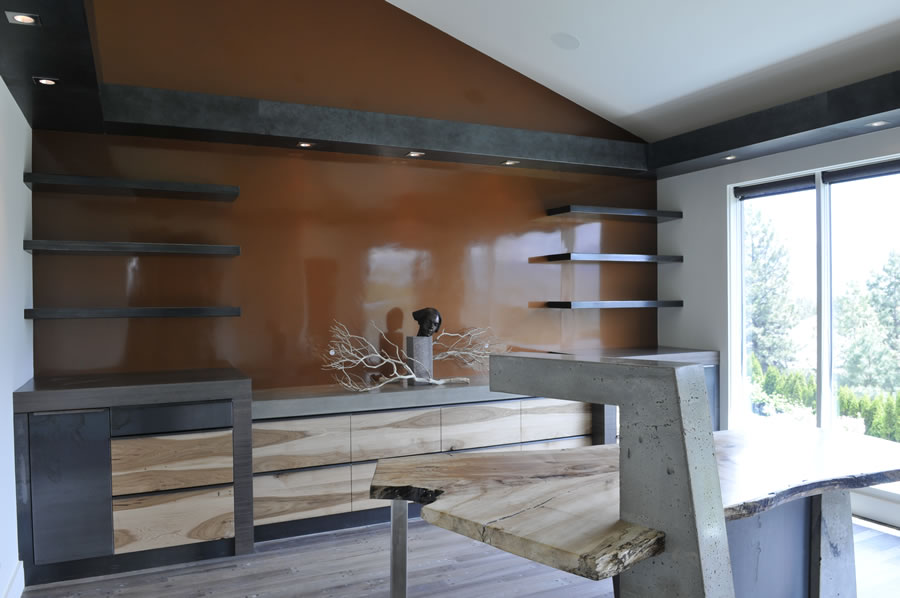 How to Refresh & Renovate Your Home Office with Custom Woodwork Design