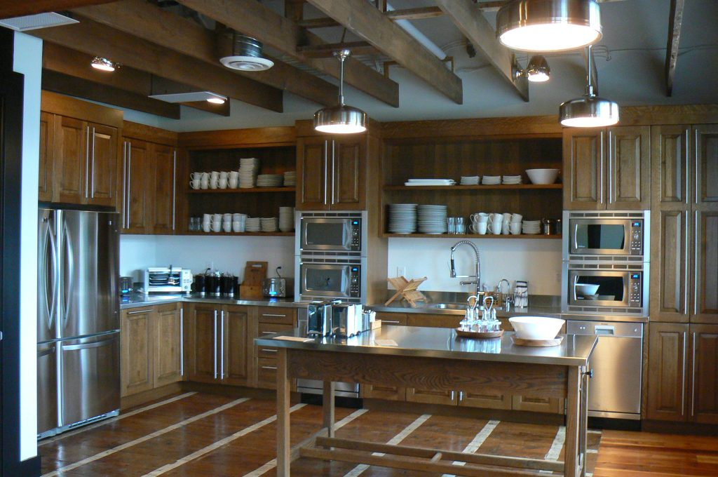beautiful handcrafted kitchen cabinets