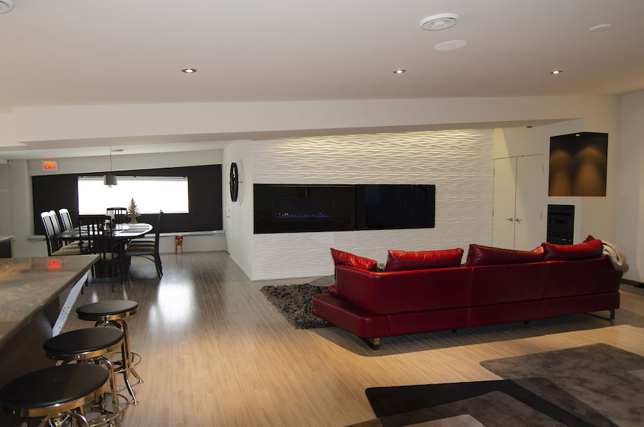 How to Build the Perfect Custom Media Room