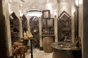 Picking The Right Wood For Your Wine Room